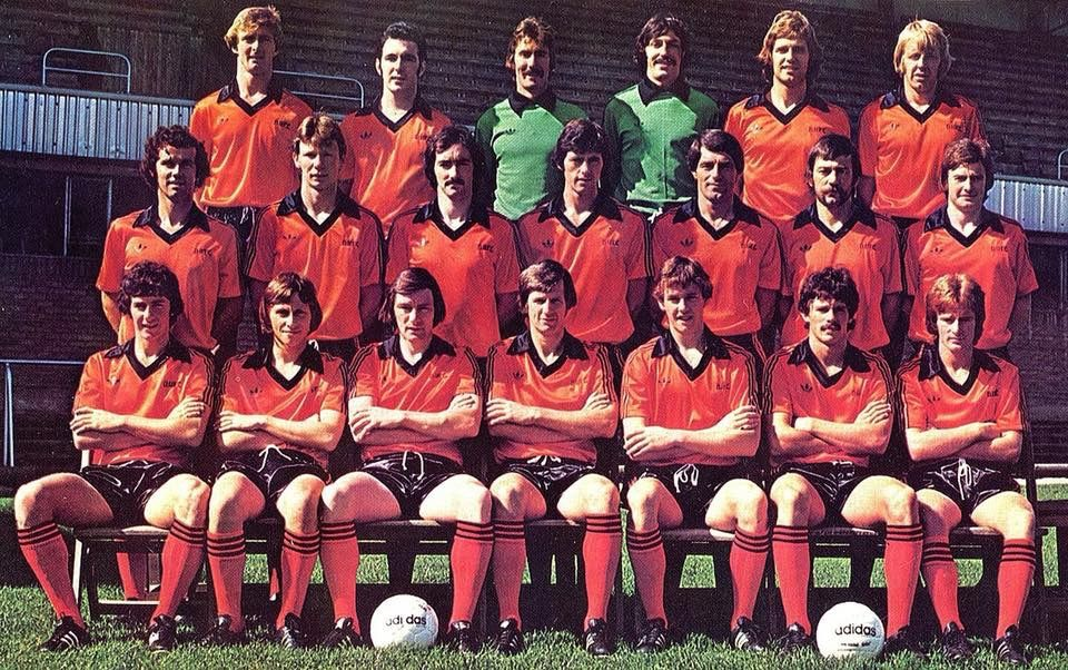 Pin by Dav on Dundee United Team Photo's Dundee united