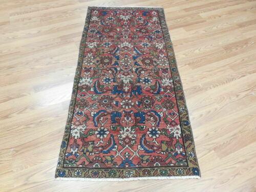 C1930 Veg Dye Antique Lilihan Mallayer Sarouk 2 5x5 4 Estate Sale