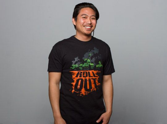 World of Tanks Roll Out T-Shirt