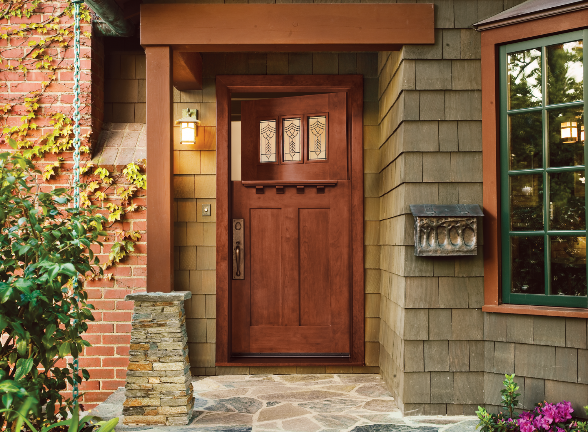 Custom Wood Dutch Exterior Door Jeld Wen Windows Doors Doors