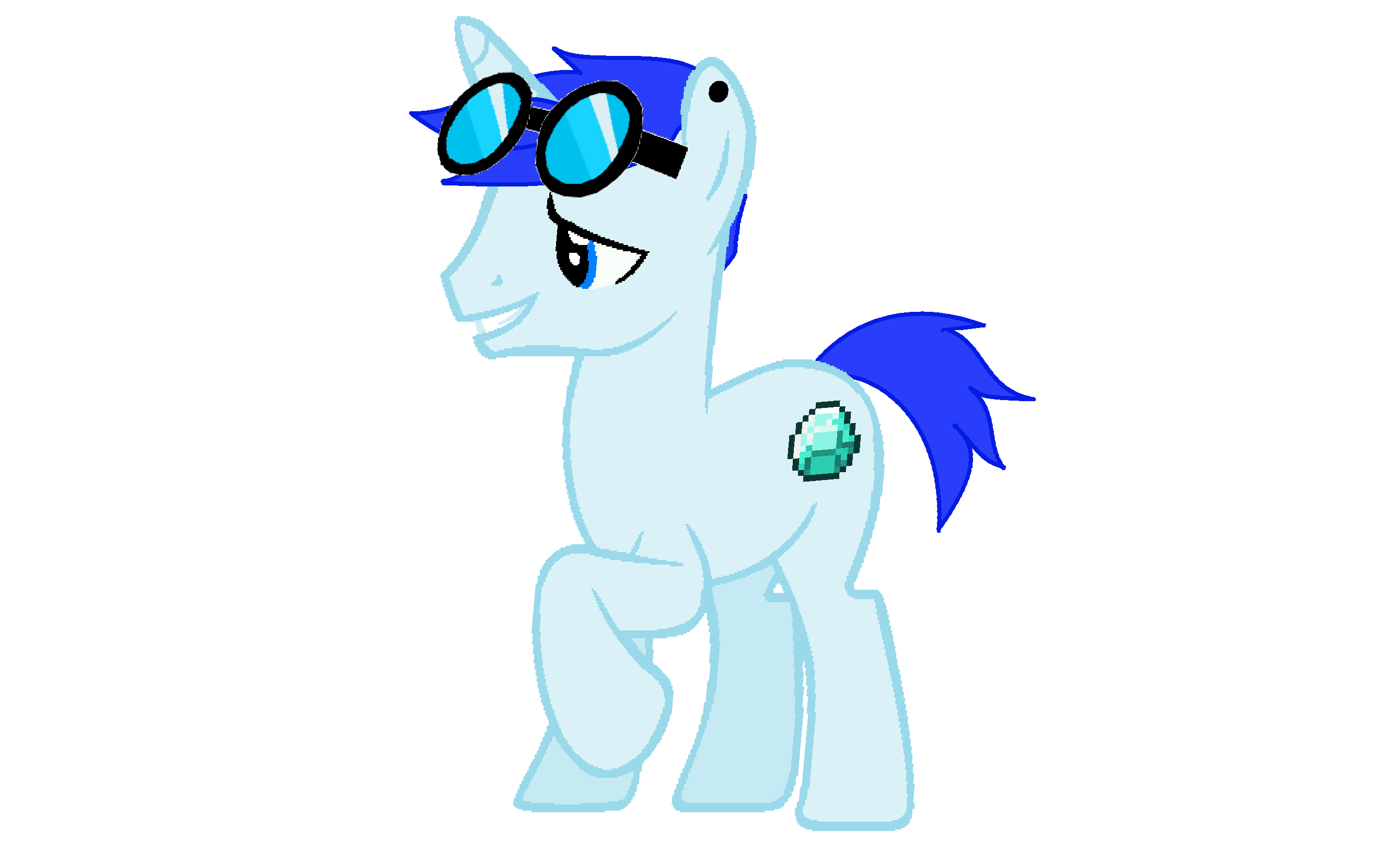 My Little Pony Flurry Heart Ausmalbilder : This Was Made By Me This Is Dantdm Yes I Know Another