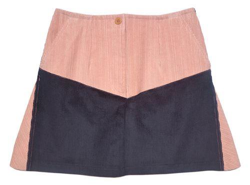 """""""Hostess"""" miniskirt by XOANYU"""