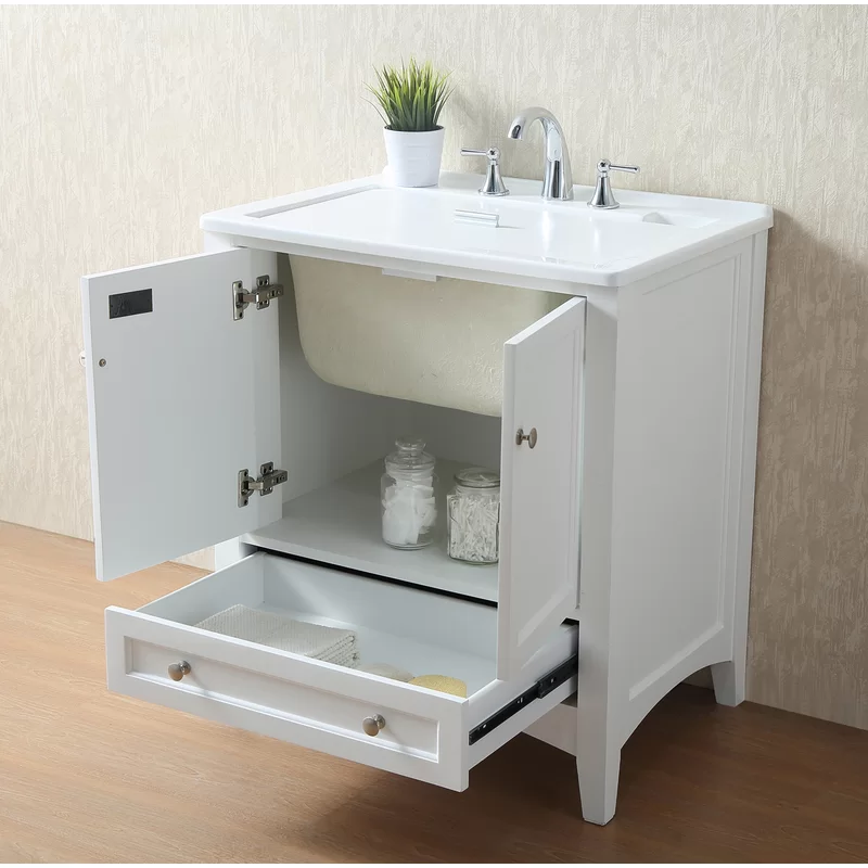 Swanson 30 5 X 22 Free Standing Laundry Sink In 2020 Laundry