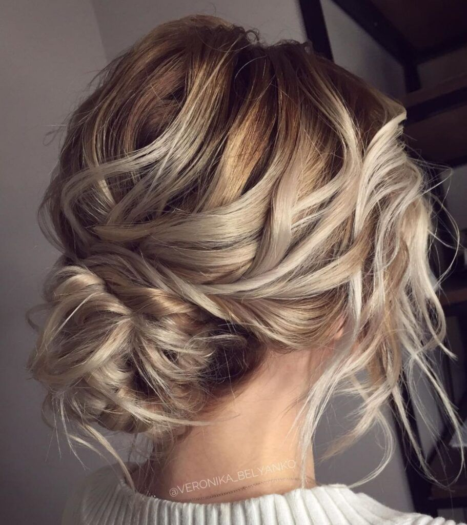 30 Fall Medium Length Hairstyles Ideas Popular For 2021 Xfitculture Com In 2020 Updos For Medium Length Hair Medium Hair Styles Easy Updo Hairstyles