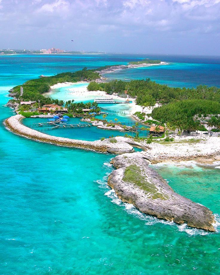 blue lagoon island travel bug blue lagoon beach nassau bahamas rh pinterest com