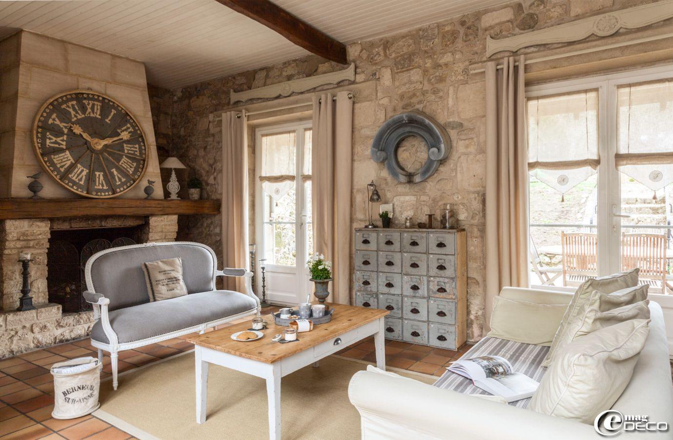 une maison de famille en picardie e magdeco magazine de d coration szaro pinterest. Black Bedroom Furniture Sets. Home Design Ideas