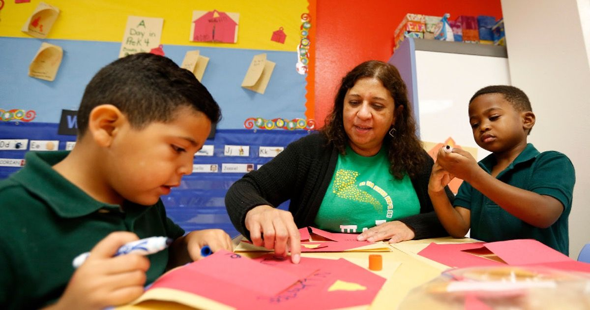 Quality prek works but needs sustained funding and