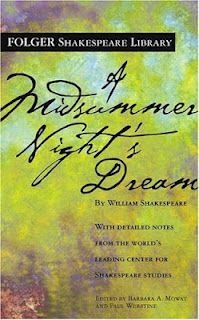 'February Love Stories - A Midsummer Night's Dream - William Shakespeare - Featured in Elmwood's Library