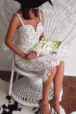 Poppoly I Have Lace Prom Dress