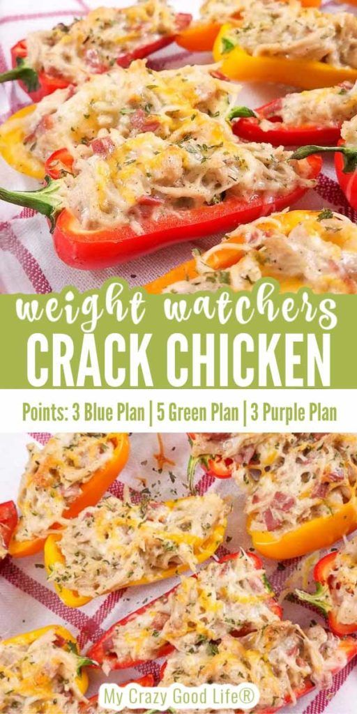 Weight Watchers Crack Chicken