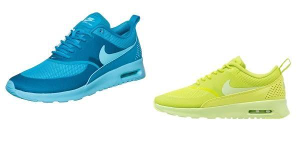 Nike Sportswear Air Max Thea Zapatillas Cyber Liquid Lime Zapatillas