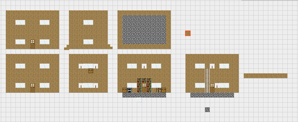 minecraft blueprints - Google Search   Minecraft houses ...