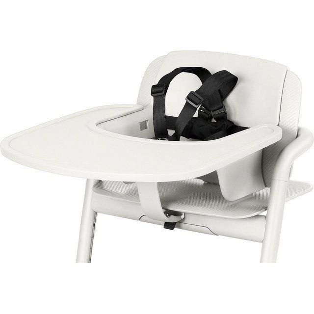 Tray für Hochstuhl LEMO, Porcelaine White Baby set