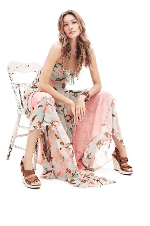 Hippie kleid online