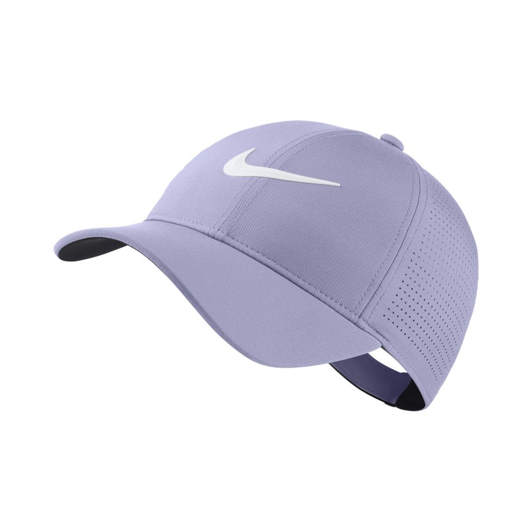 dfe858015 Nike AeroBill Legacy 91 Adjustable Golf Hat Size ONE SIZE (Purple ...