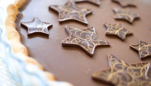 Tarte Chocolat au Lait & Caramel Beurre Salé