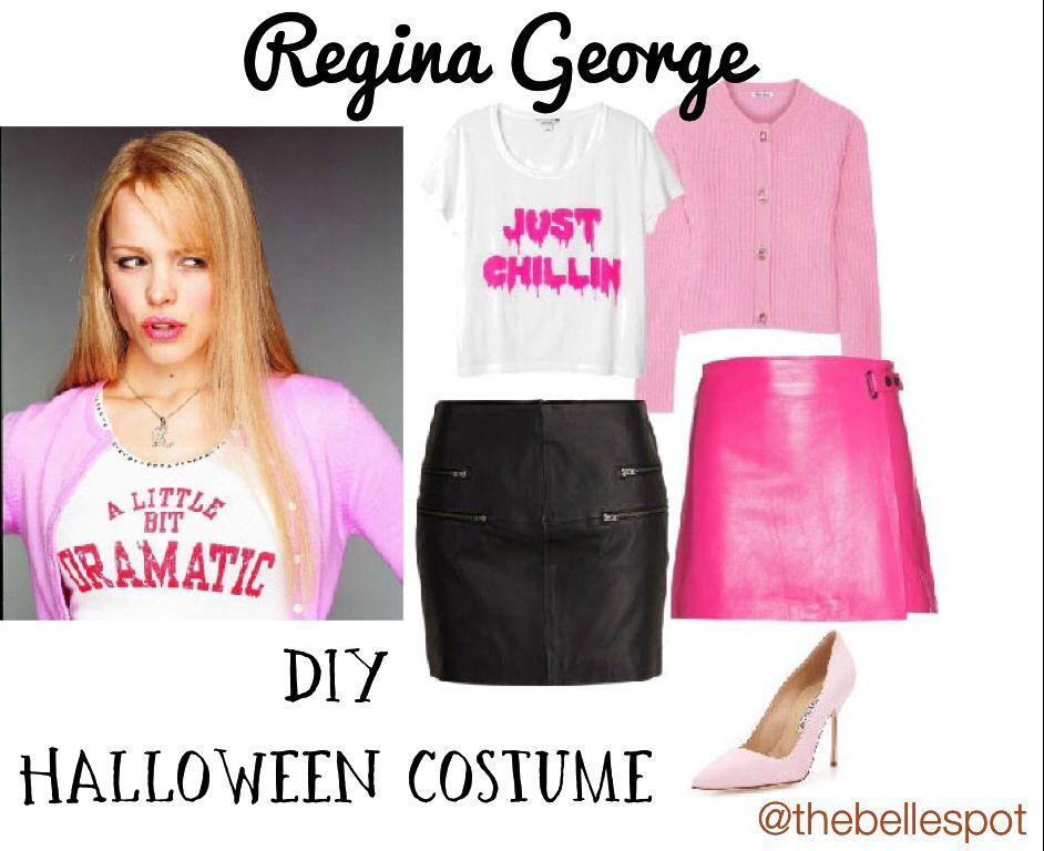 DIY Regina Costume thebellespot