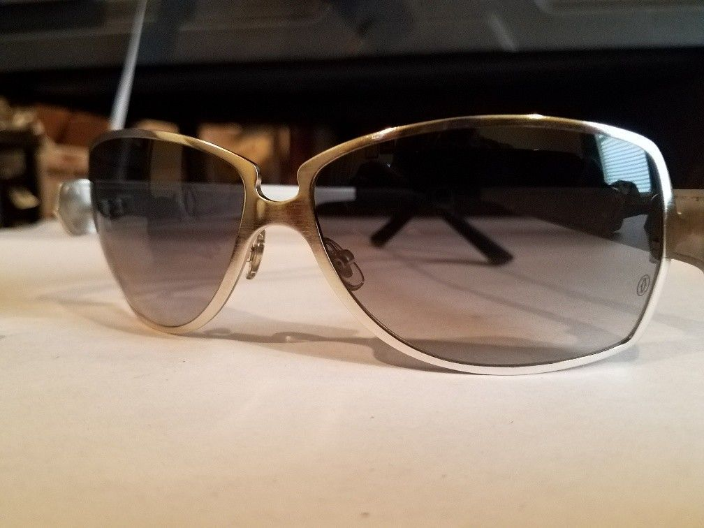 546d73df0710b Authentic Cartier Sunglasses Limited Edition - Edition C DE Cartier  Sunglasses (eBay Link)