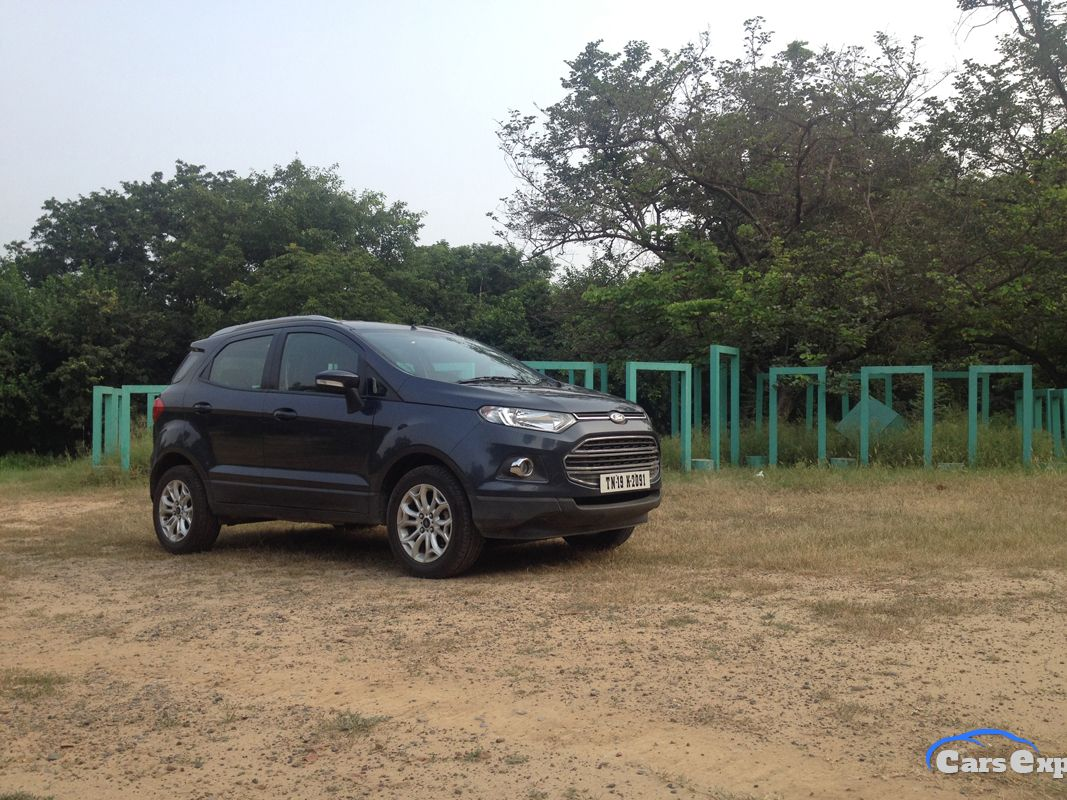 Ecosport Range In India Includes Six Petrol And Four Diesel