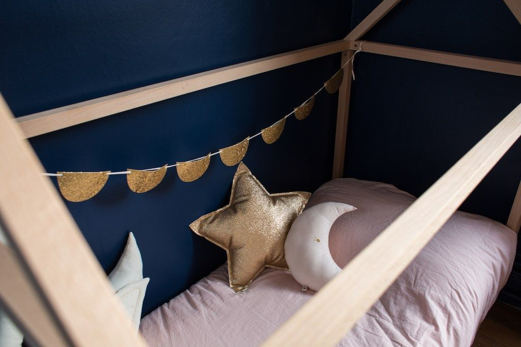 La chambre de Mila #8 | Peinture bleu, Simulateur de ...