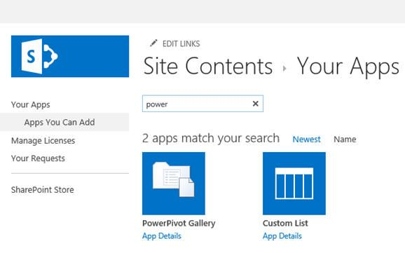 Getting started with Power View Reports with SharePoint, Excel and
