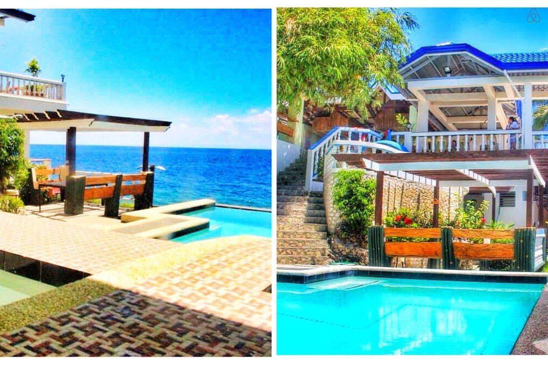 Cebu Exclusive Villa With Pool In Catmon Vacation Home Pool Condo Rental