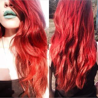 Poison Aesthetic Hair Arctic Fox Hair Color Semi Permanent Hair Dye