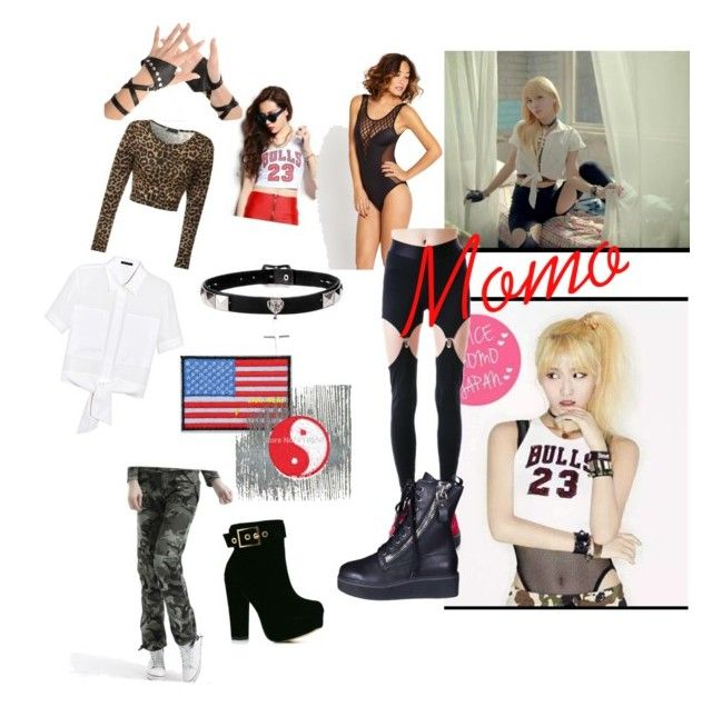Twice Ooh Ahh Momo S Look By Lillyash Loves Kpop Liked On Polyvore Featuring Theory Unif Women S Clothing Women S Fashio Clothes Design Fashion Ooh Ahh