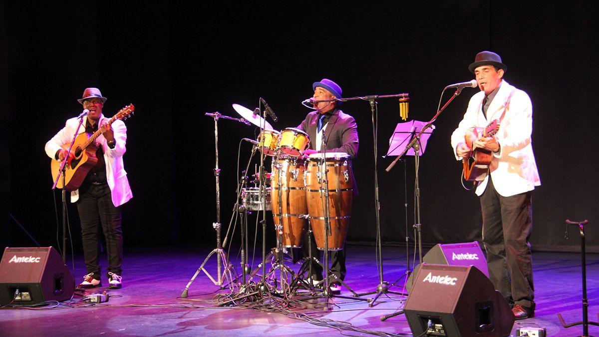 El grupo dará su concierto a partir de las 22:00 horas con un repertorio de la música tradicional y popular cubana