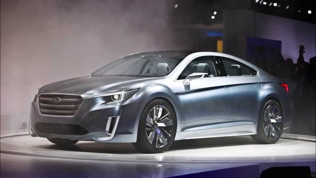 2019 Subaru Legacy Ground Clearance Concept, Redesign and ...