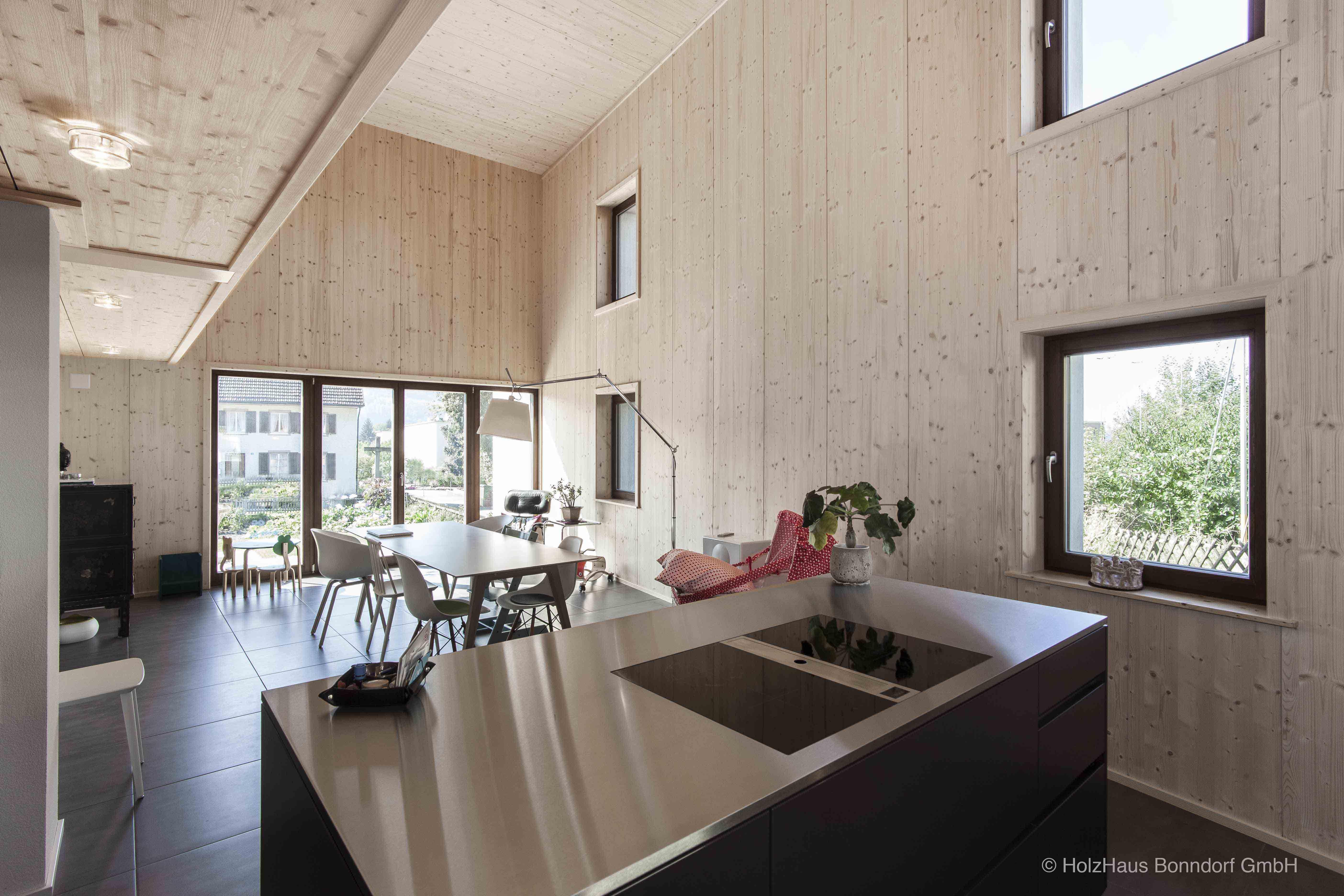 Holzhaus Bonndorf house in switzerland ausführung holzhaus bonndorf gmbh entwurf