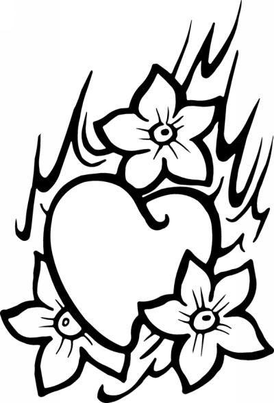 Heart Sticker 116 - Heart Stickers | Elkhorn Graphics LLC ...