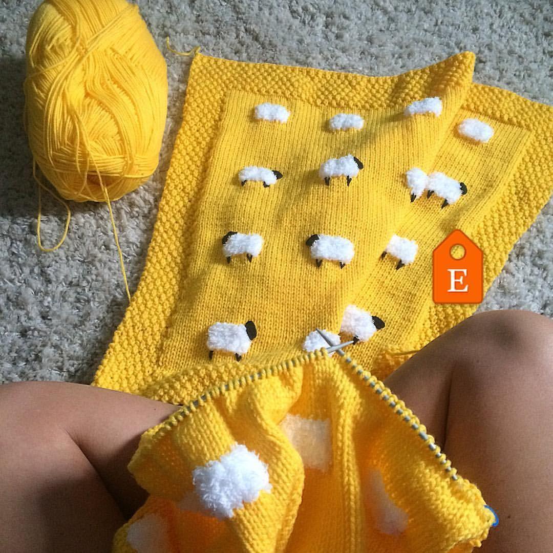 Babydeken Met Schaapjes Kadootjes Voor Iris