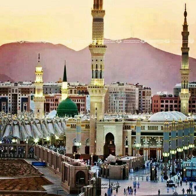 المدينة المنورة Beautiful Mosques Mosque Islamic Architecture