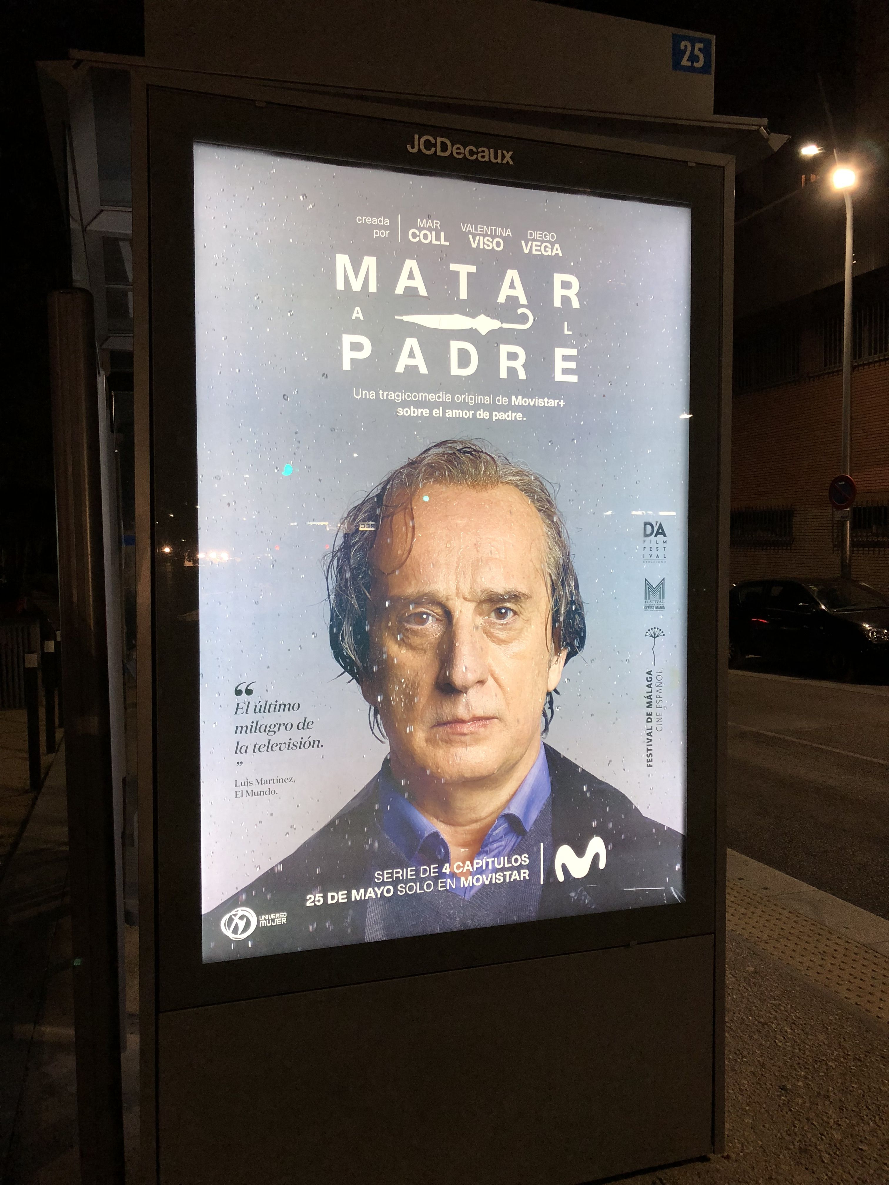 Mayo 2018 Marquesinas Y Movistar