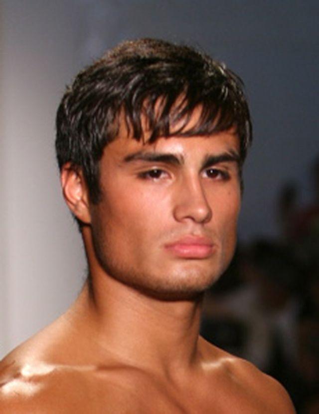 Men's Shorter Hairstyles - More Super Stylish Shorter Hairstyles for Men: Bangs