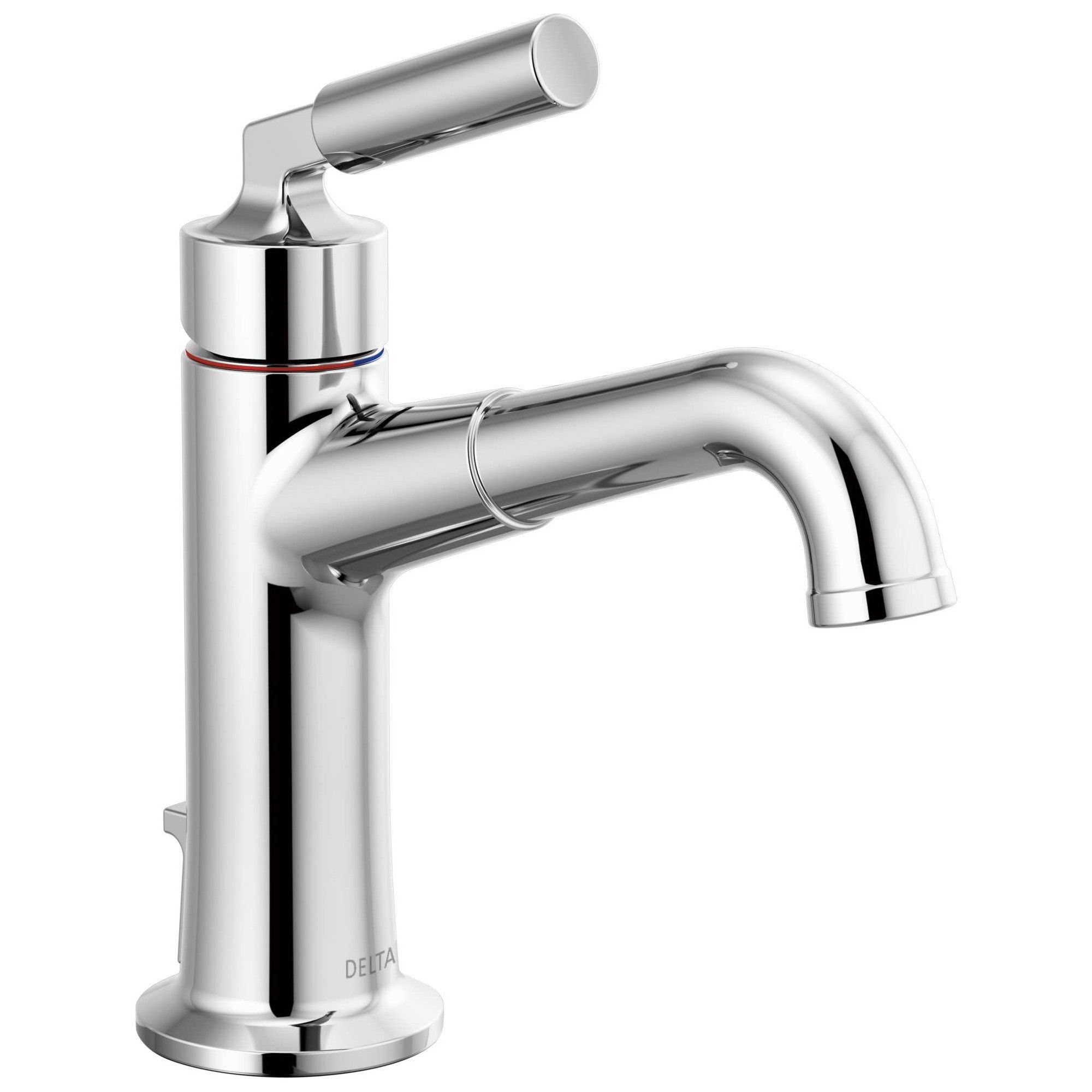 Delta Faucet 548lf Mpu Bowery 1 2 Gpm Single Hole Bathroom Faucet