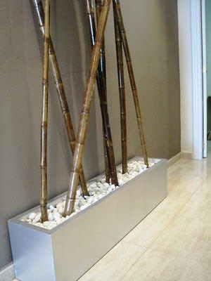 Cómo decorar con bambú ¡Preciosas opciones! Zen room, Bamboo - decoracion con bambu