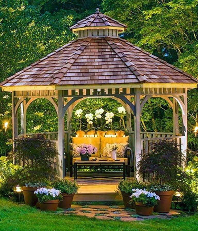 Free Diy Gazebo Plans Ideas Along With Step By Step Tutorials Diy Gazebo Backyard Gazebo Backyard Structures