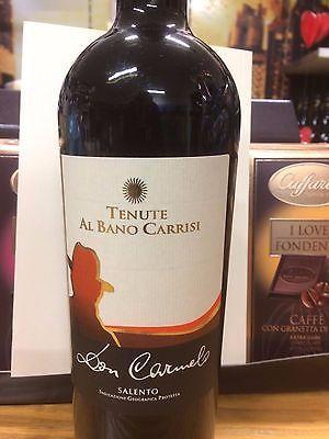 6 BT VINO DON CARMELO TENUTA AL BANO CARRISI https://t.co/AzZzB4Xovc #vinoItalia #wine https://t.co/kT4BUy58xO