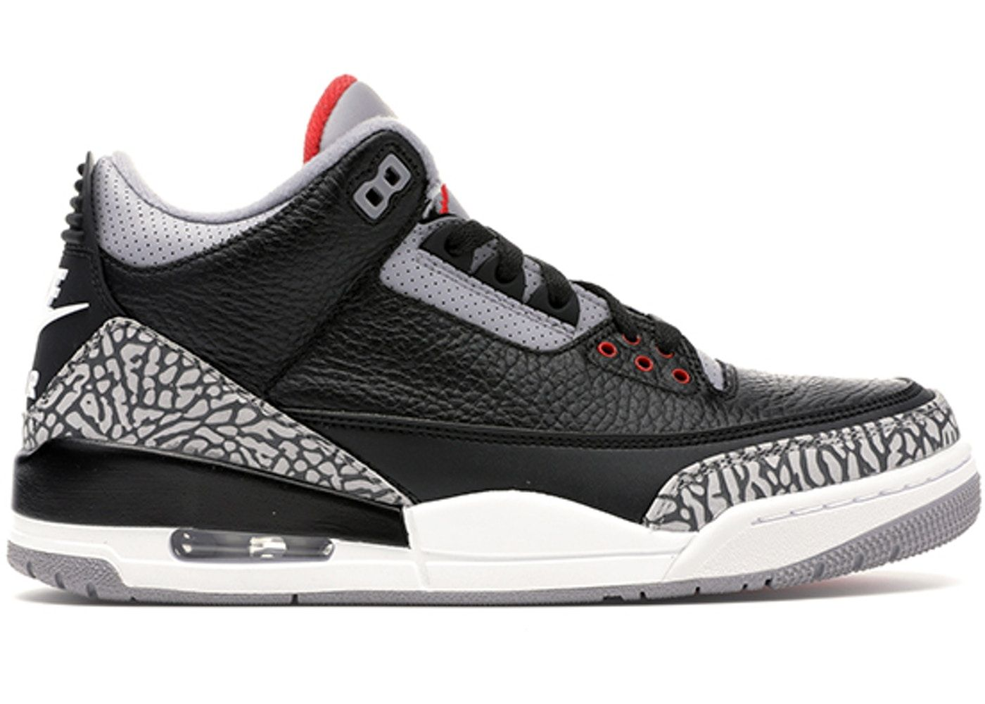 Jordan 3 Retro Black Cement 2018 Jordan Shoes Retro Air Jordans Jordan 3 Black Cement