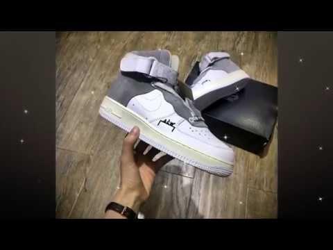 sports shoes 4b0ac fb0c8 A COLD WALL* x Nike Air Force 1 High ACW Samuel Ross ...