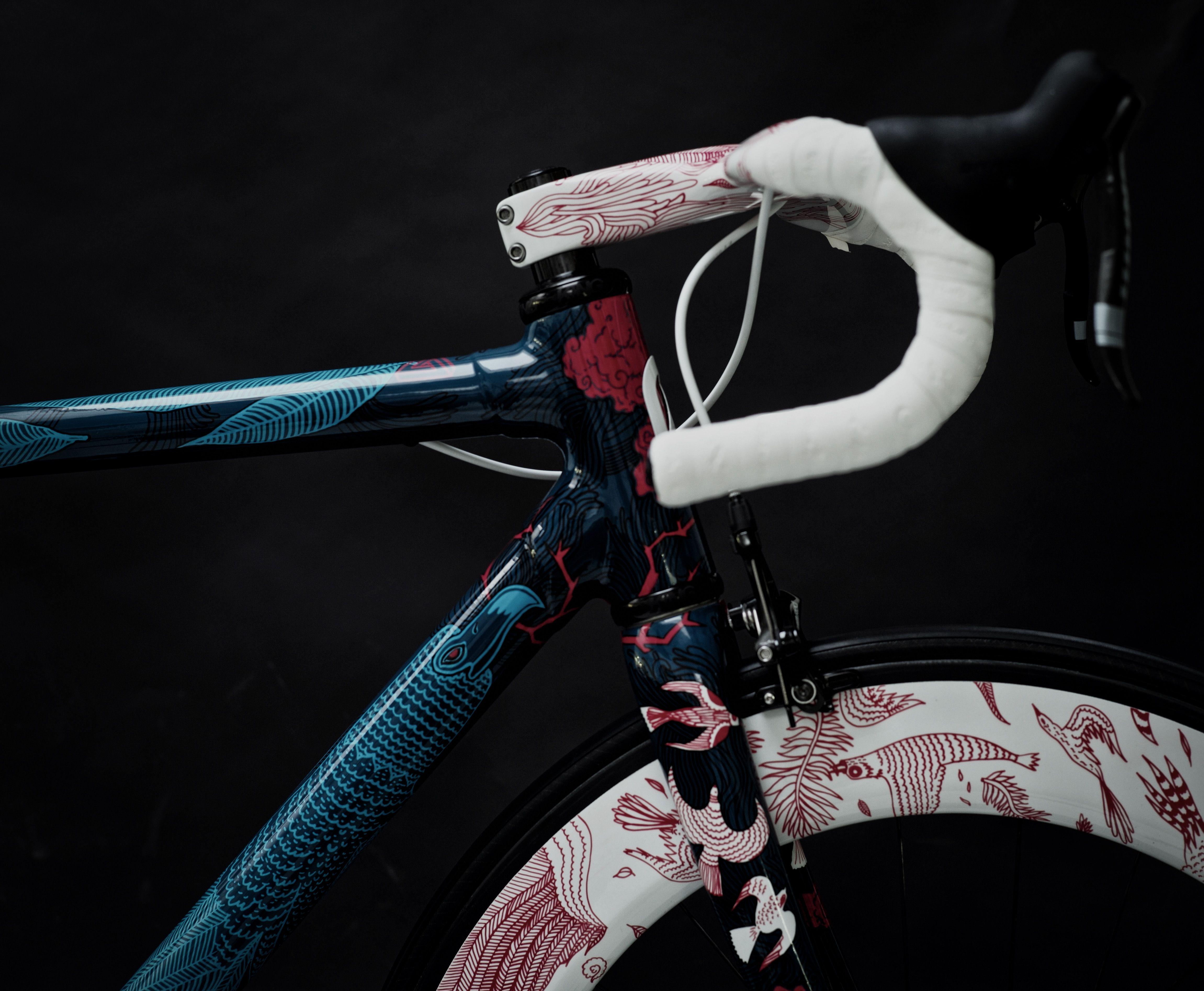 Tomski & Polanski Project | Festka - Custom frames | Bike ...