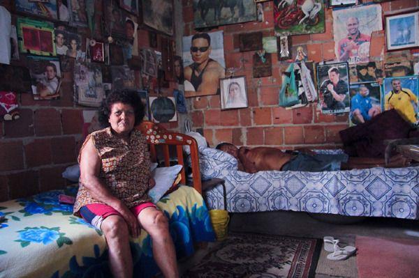 Brazil / Favelado /ph: Alexis Pazoumian