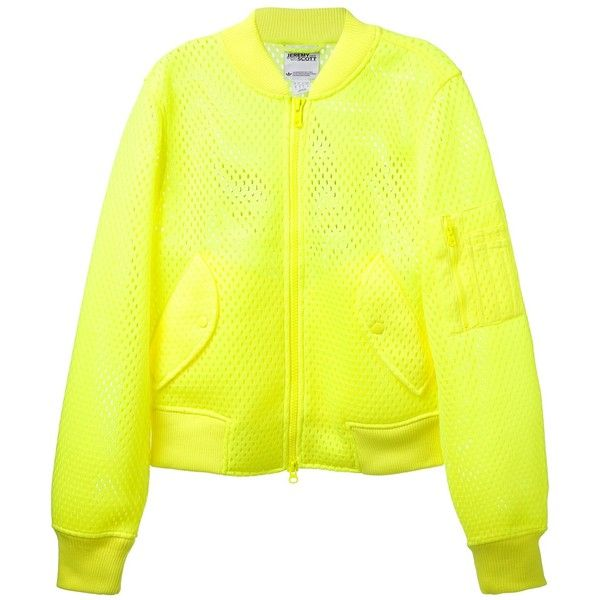 Adidas Originals By Jeremy Scott | Bomber jacket, Fashion