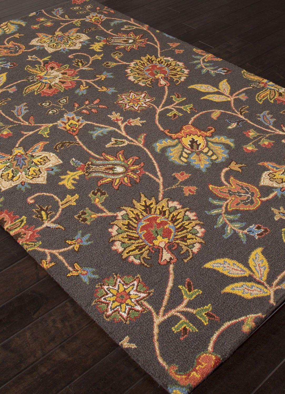 Jaipur Hacienda Alma Rug Grey Decor Rugs Floor Coverings