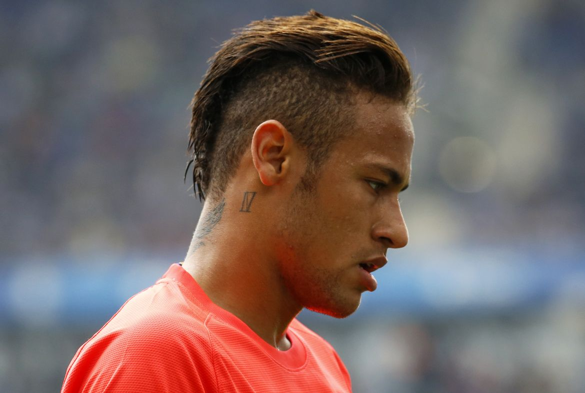 30 neymar hairstyles pictures - photo #30