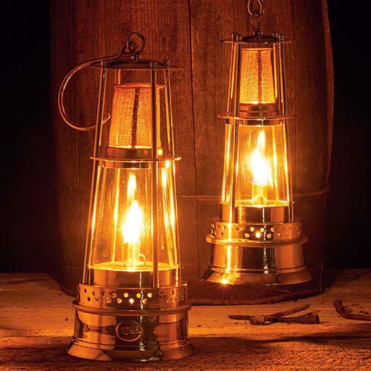 Brass Miner S Style Oil Lamps Garrett Wade Oil Lamps Lamp Led Camping Lantern