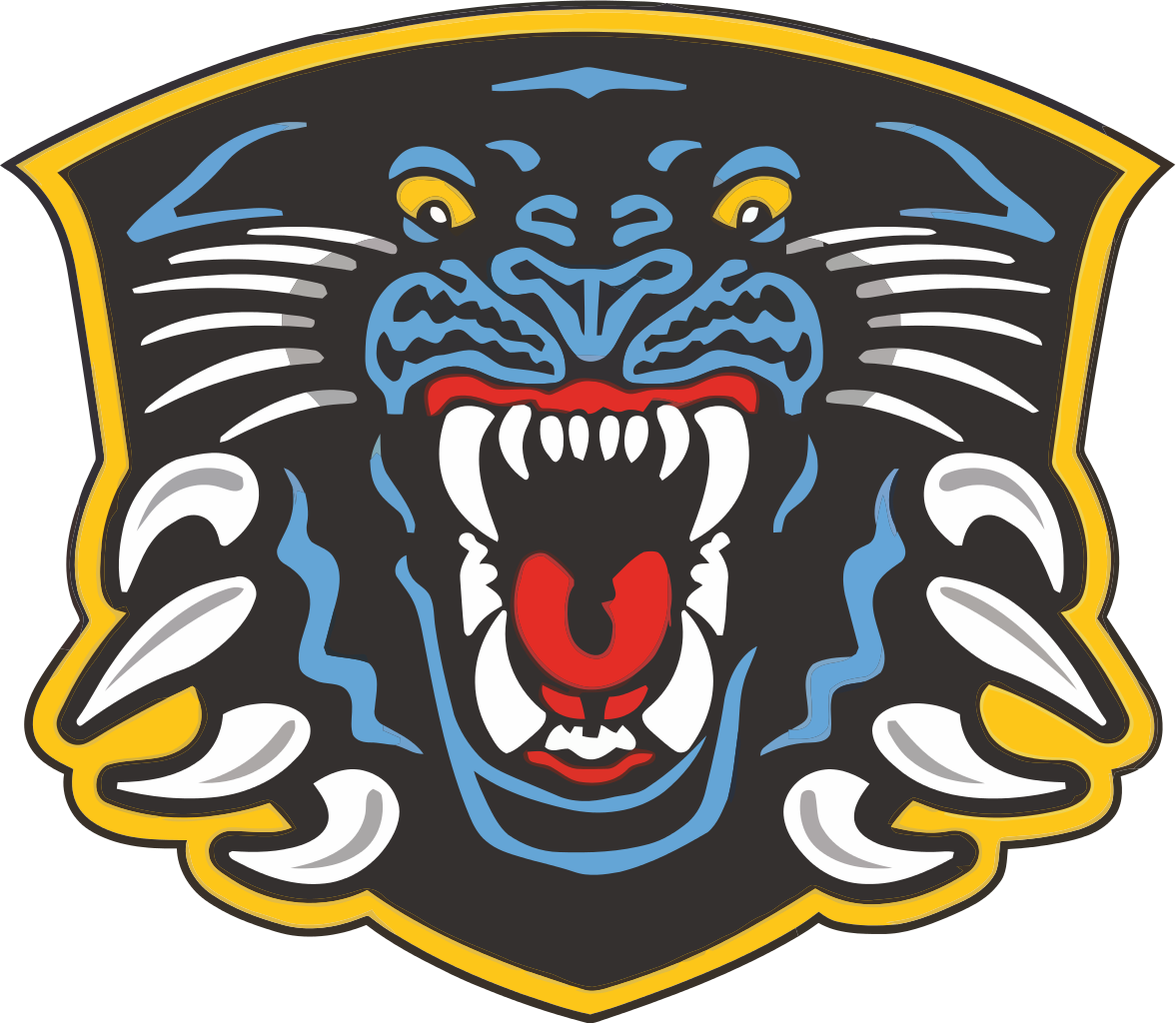 Pin By Shawn Tempest On Panthers Nottingham Panthers Panthers Hockey Logos