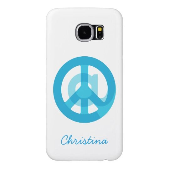 Blue Peace Sign Social Media At Symbol Peace Sign Samsung Galaxy S6